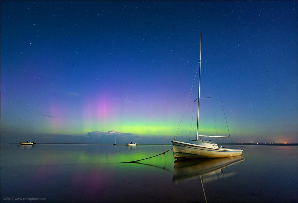 032 - SEPTEMBAR - 2017. Aurora-boat-090717ChrisCook1024