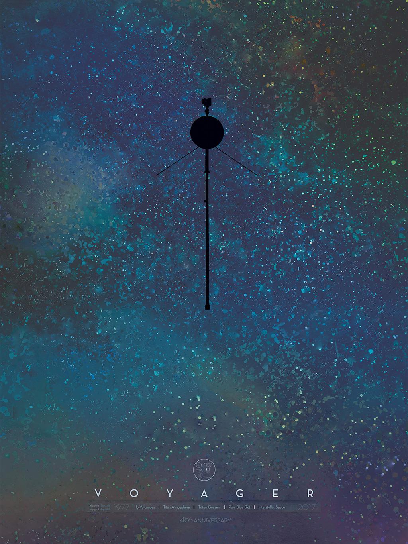 032 - SEPTEMBAR - 2017. Voyager_modern_poster1024