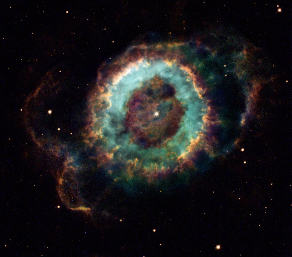 033 - OKTOBAR - 2017. NGC6369LittleGhostHST1024c