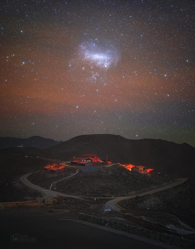 Bajo la galaxia