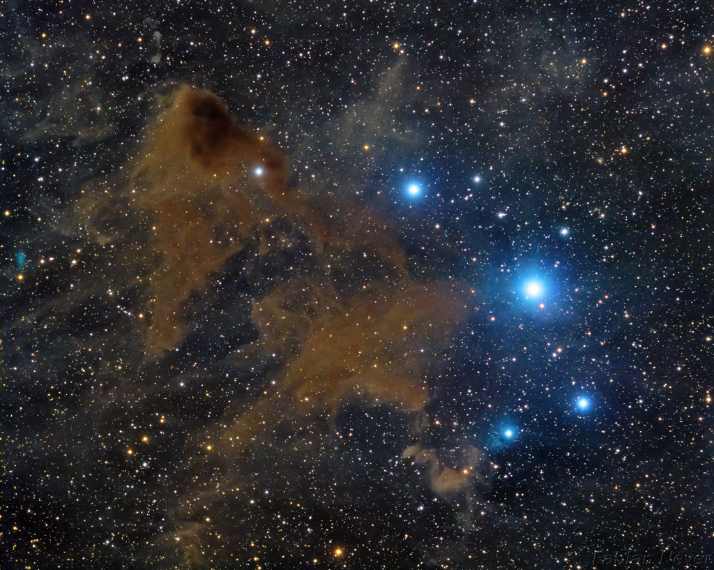 Lynds Dark Nebula 183