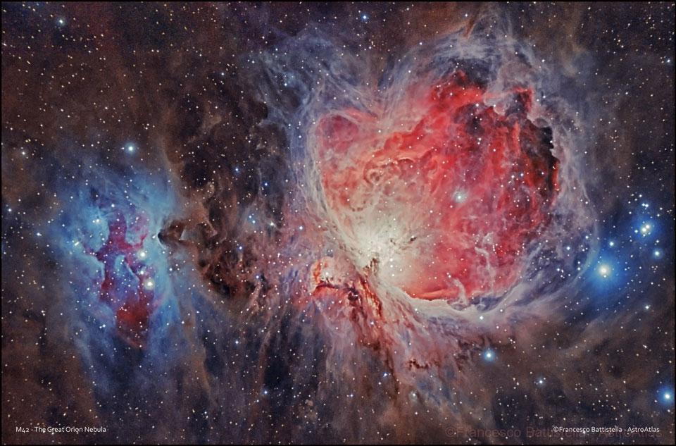 M42: La Gran Nebulosa de Orión