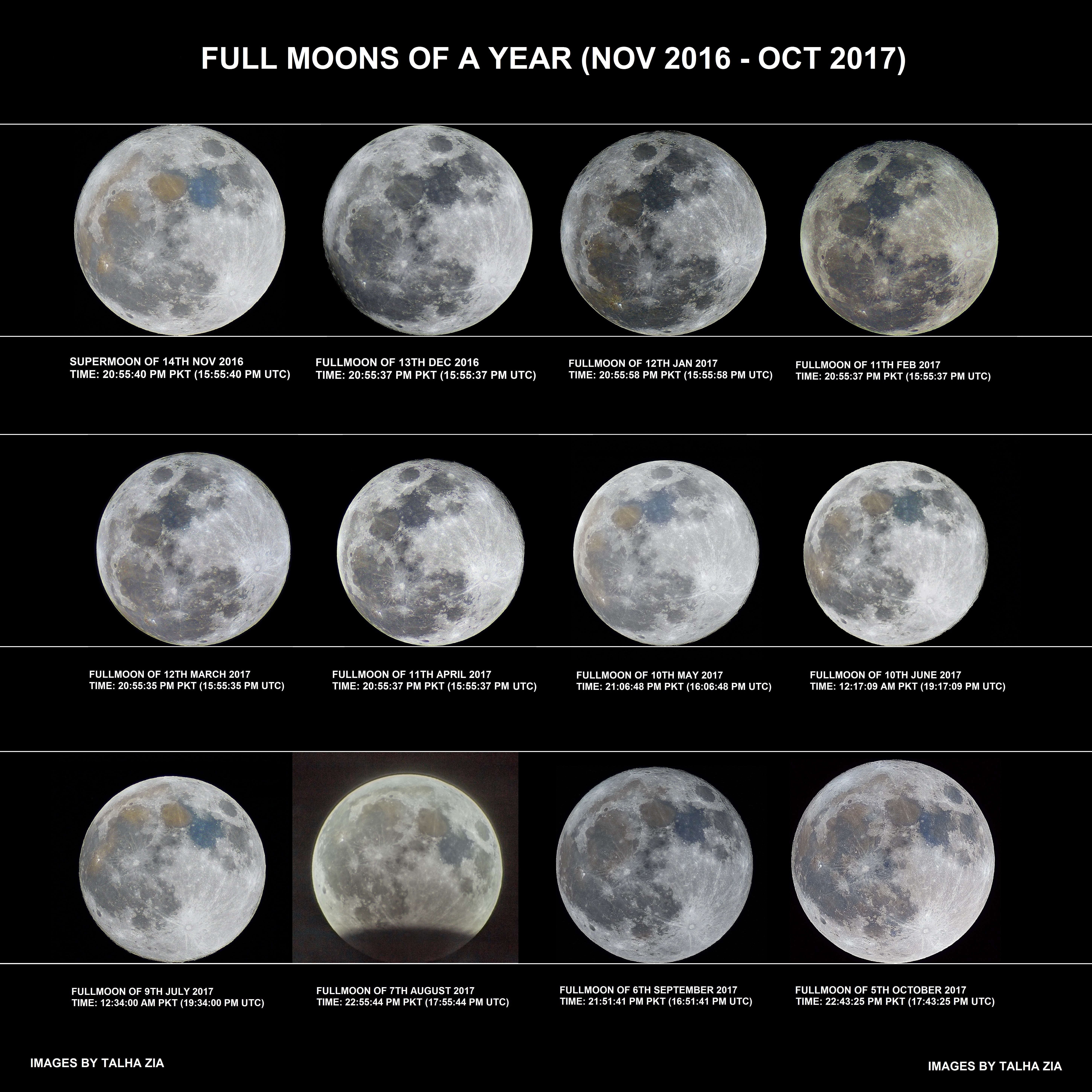 [ASTRONOMIA]   a Year of Full Moons