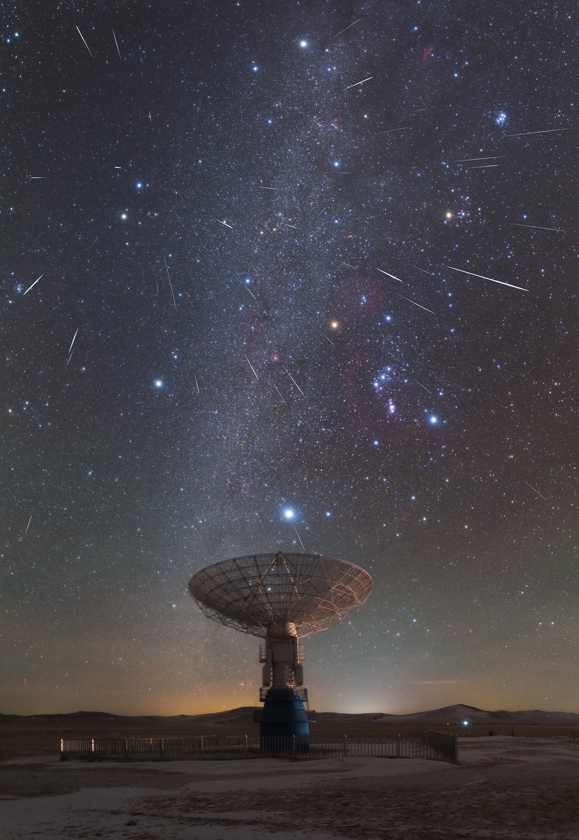 [ASTRONOMIA]   Geminids of the North