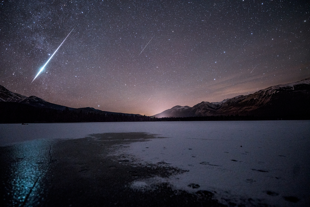 Geminids of the North