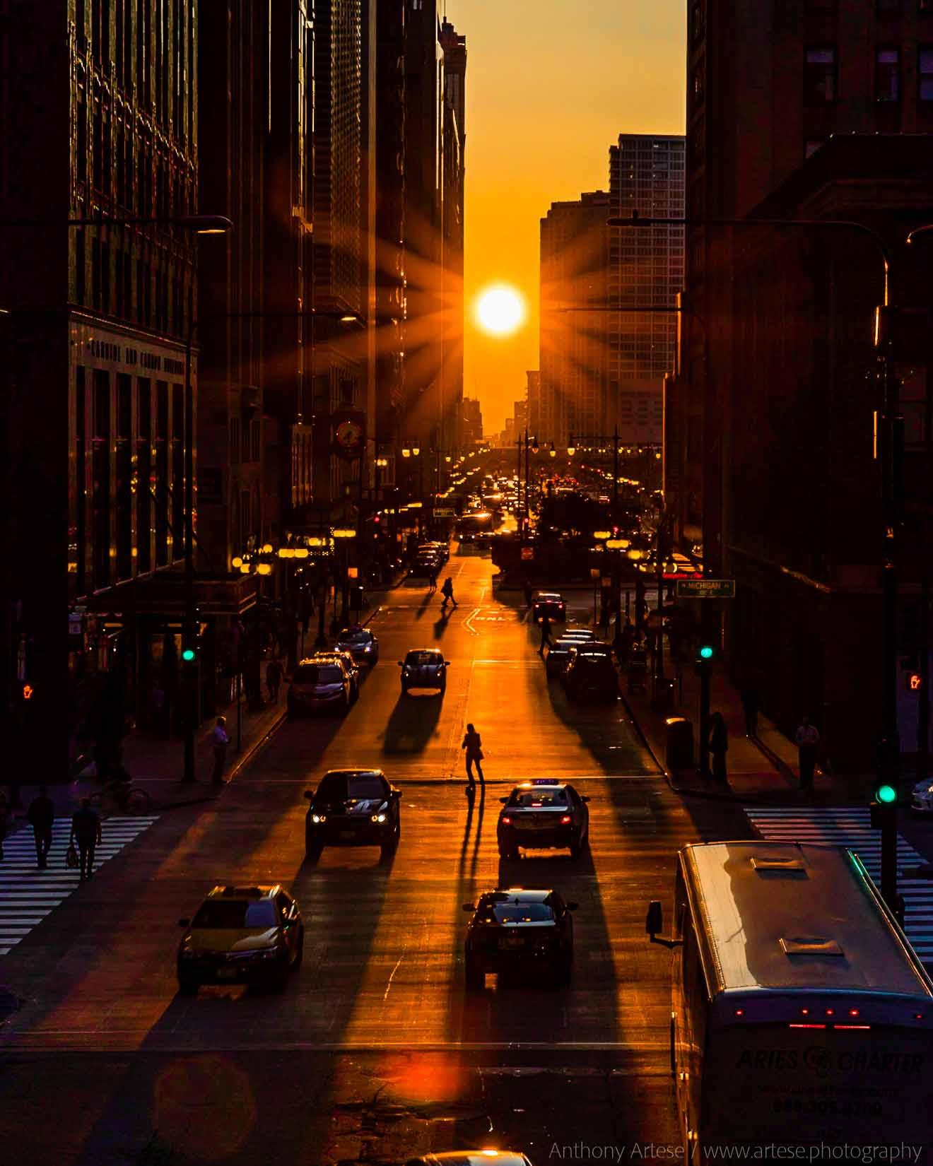 Chicago equinox