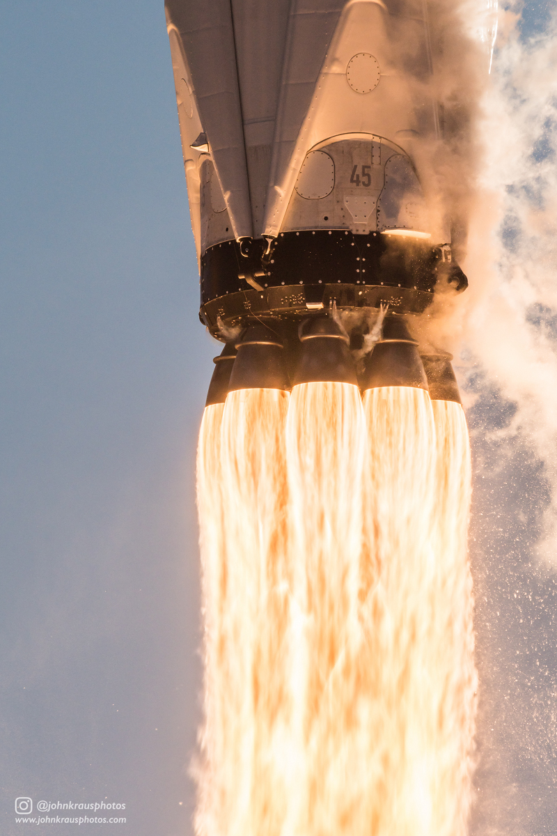 TESS Launch Close Up