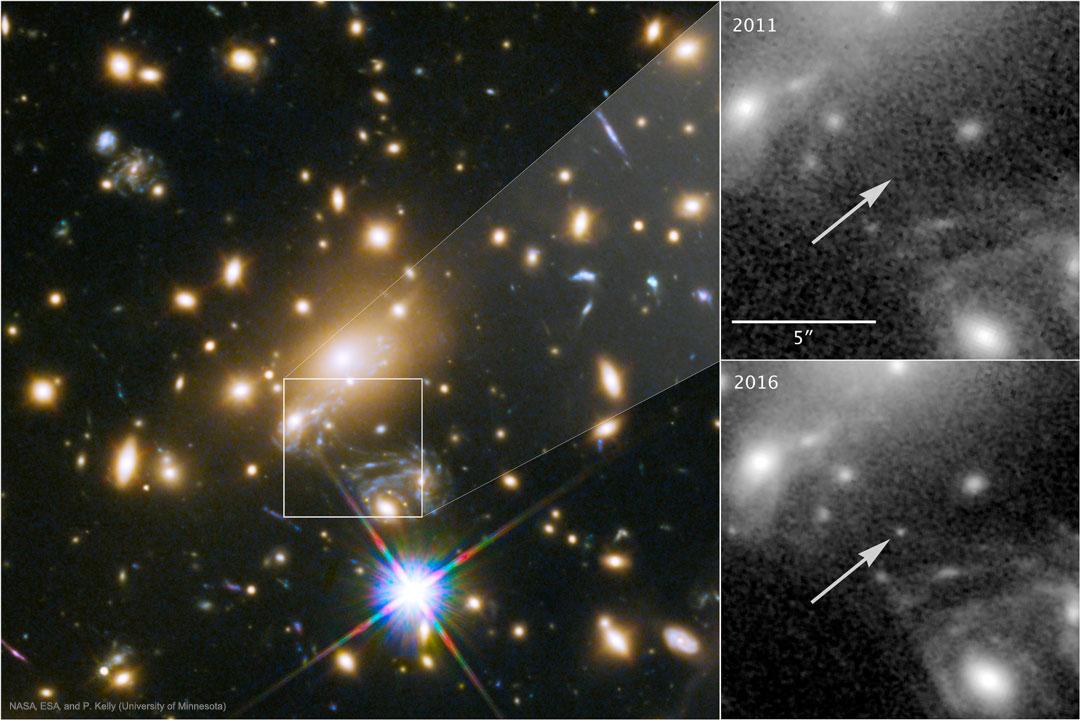 040 - TRAVANJ 2018. FarthestStar_Hubble_1080