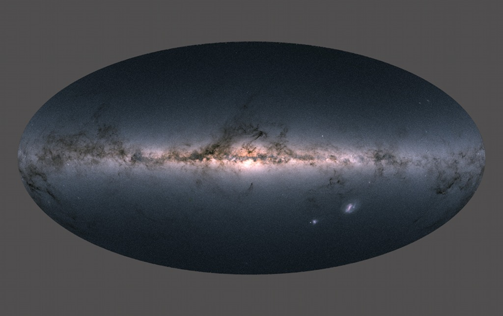 Gaia's Milky Way