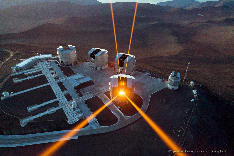 [ASTRONOMIA]   Attack of the Laser Guide Stars