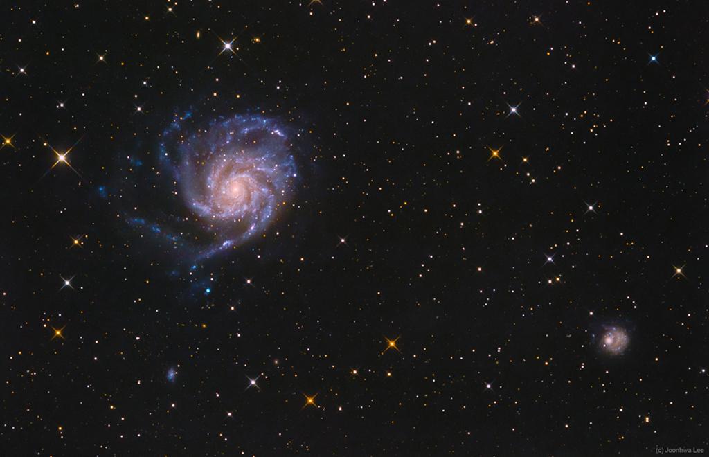 040 - MAJ - 2018. M101_3Days_New_APOD1024