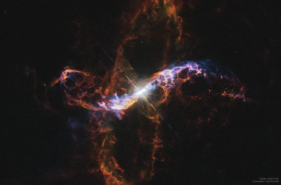 042 - JULI - 2018. Raquarii_HubbleSchmidt_1080