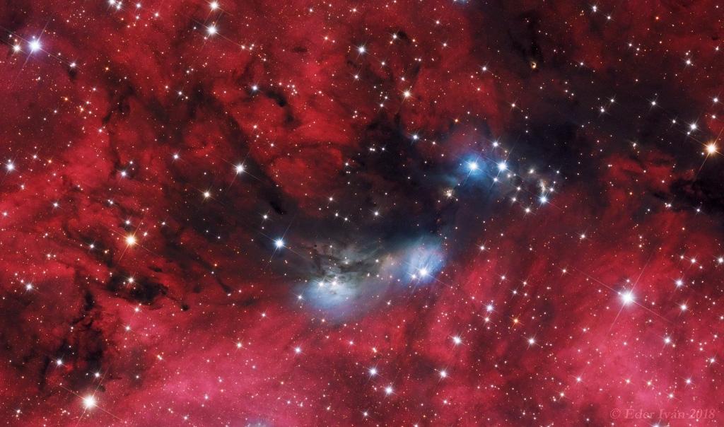 El complejo NGC 6914