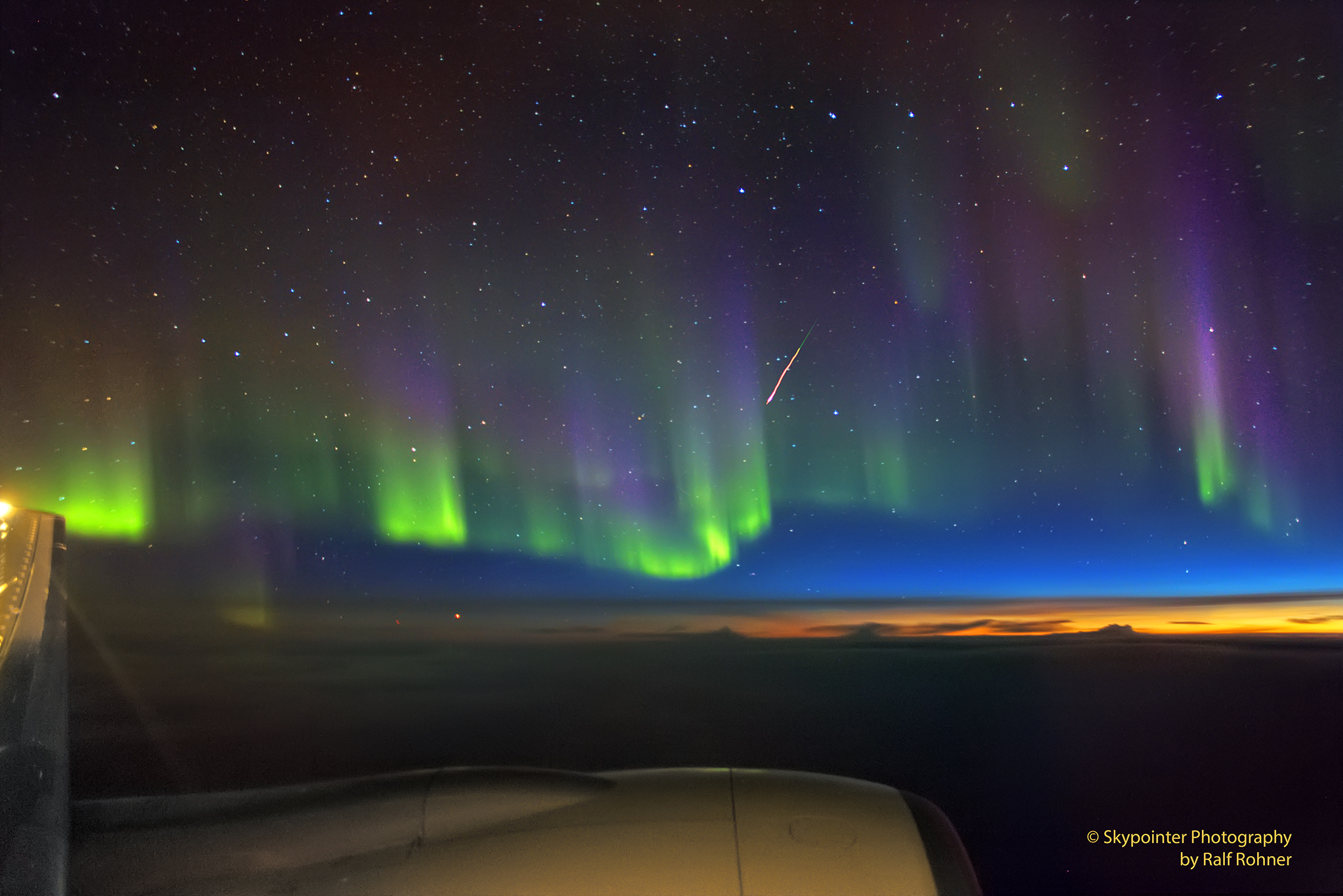 [ASTRONOMIA]   Window Seat over Hudson Bay