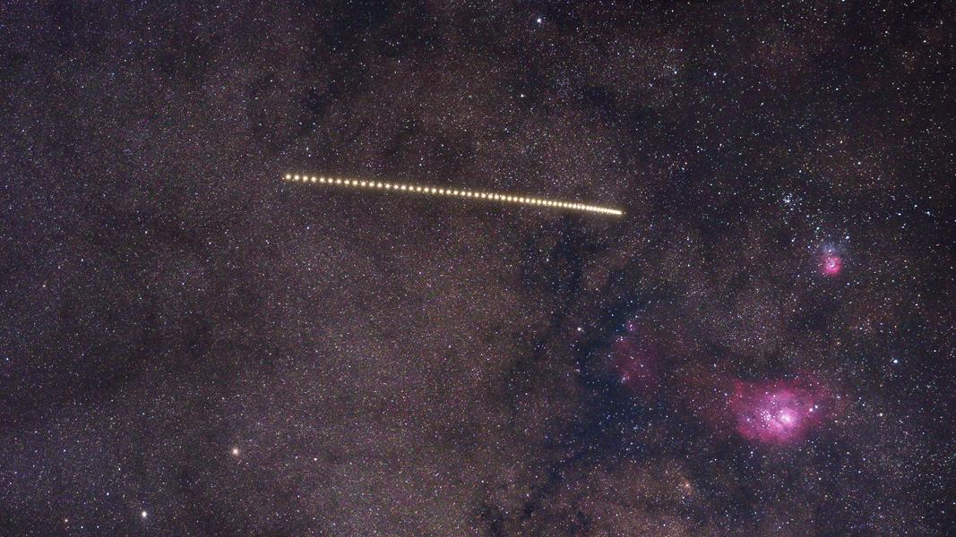 55 noches con Saturno
