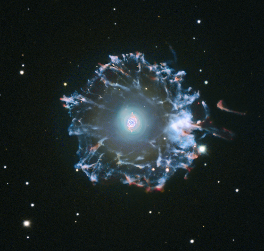 Halo of the Cat s Eye
