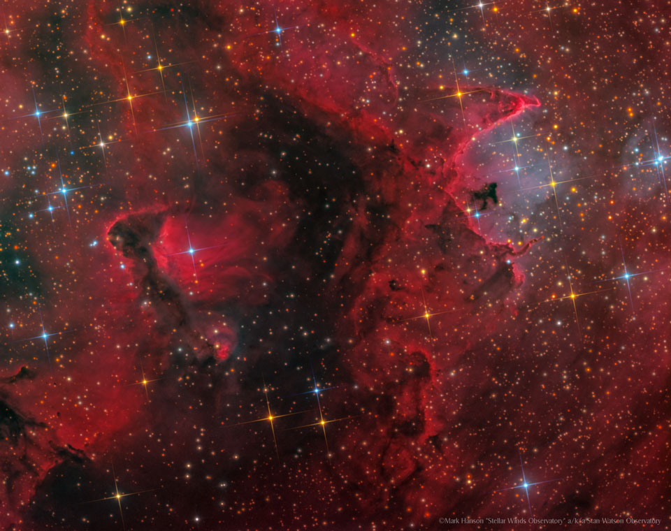 IC 1871: dentro de la Nebulosa del Alma