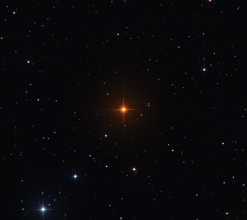 R Leporis: Vampíří hvězda