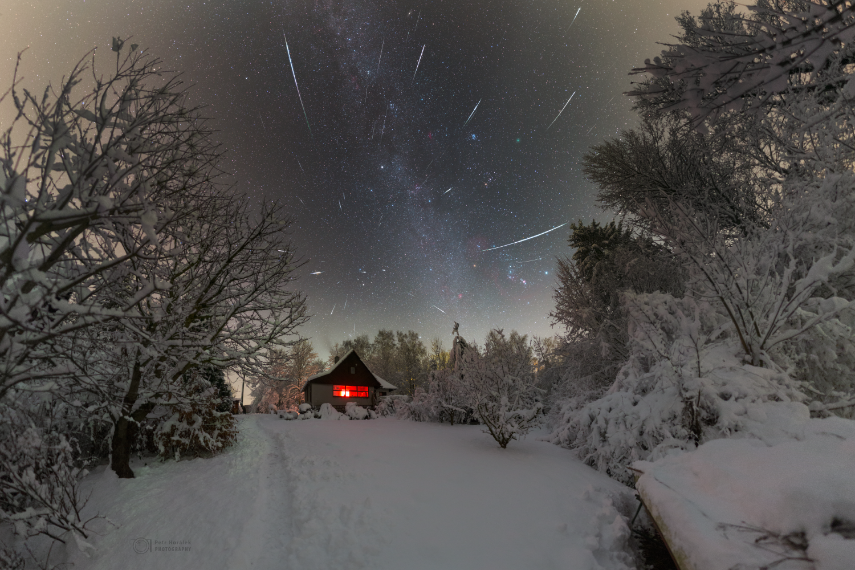 [ASTRONOMIA]   a Cold December Night