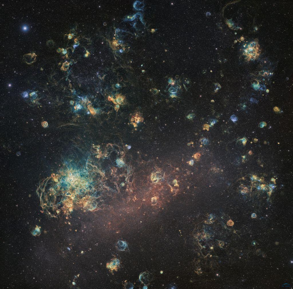 Mračna ve Velkém Magellanově mračnu