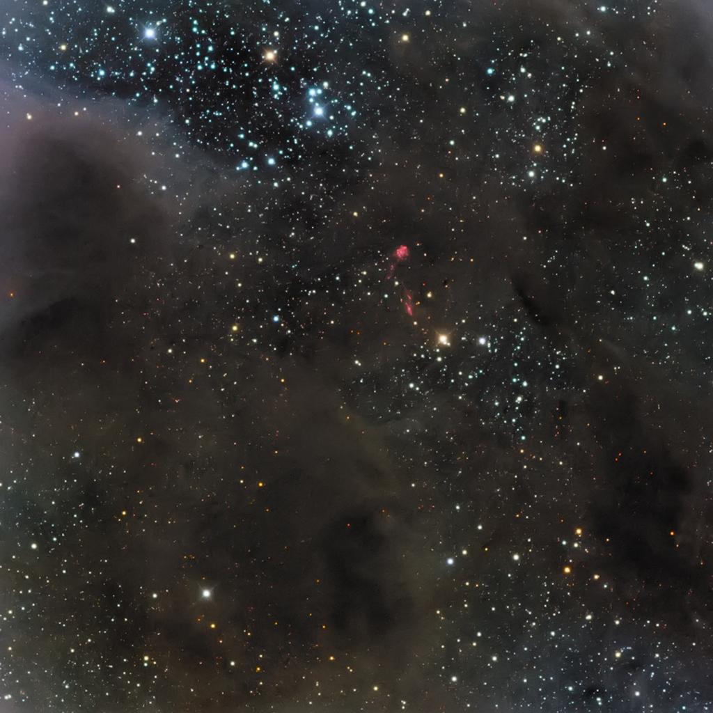 Nube Oscura Chamaeleon II