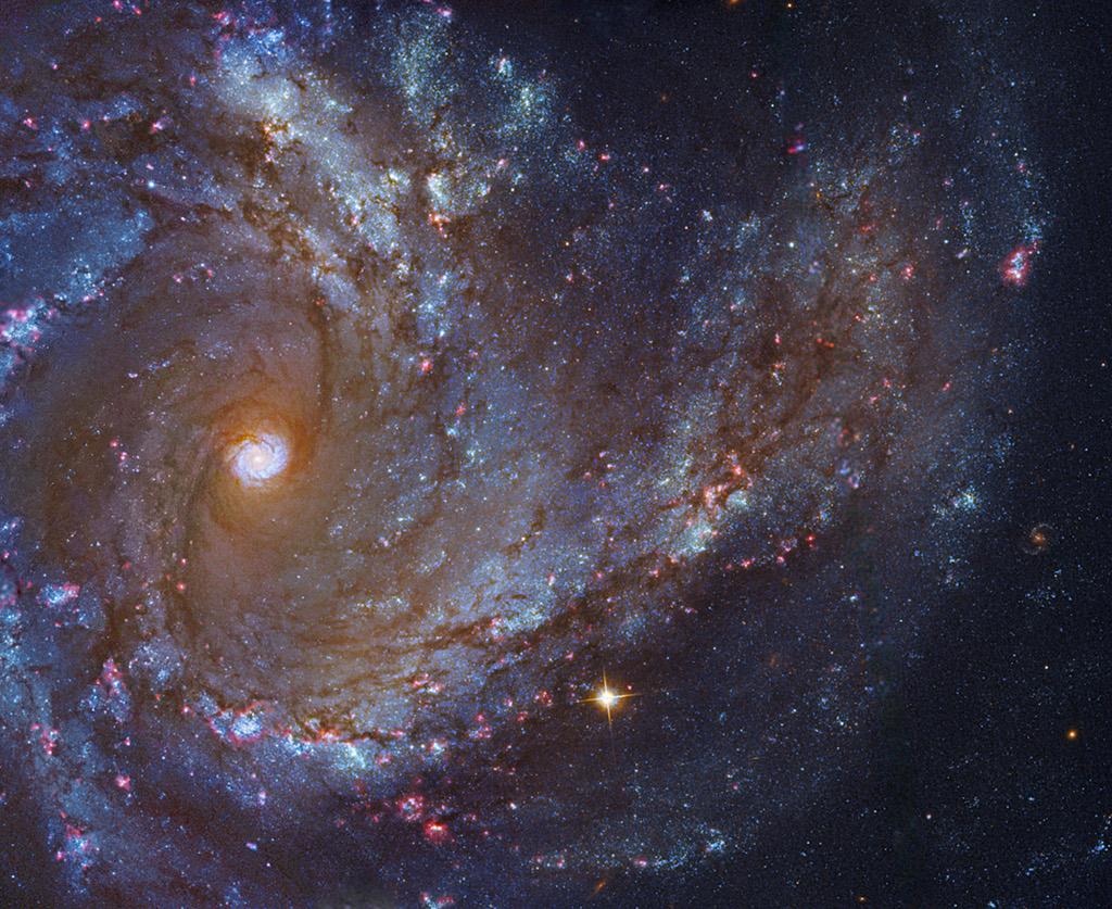 Messier 61 de cerca