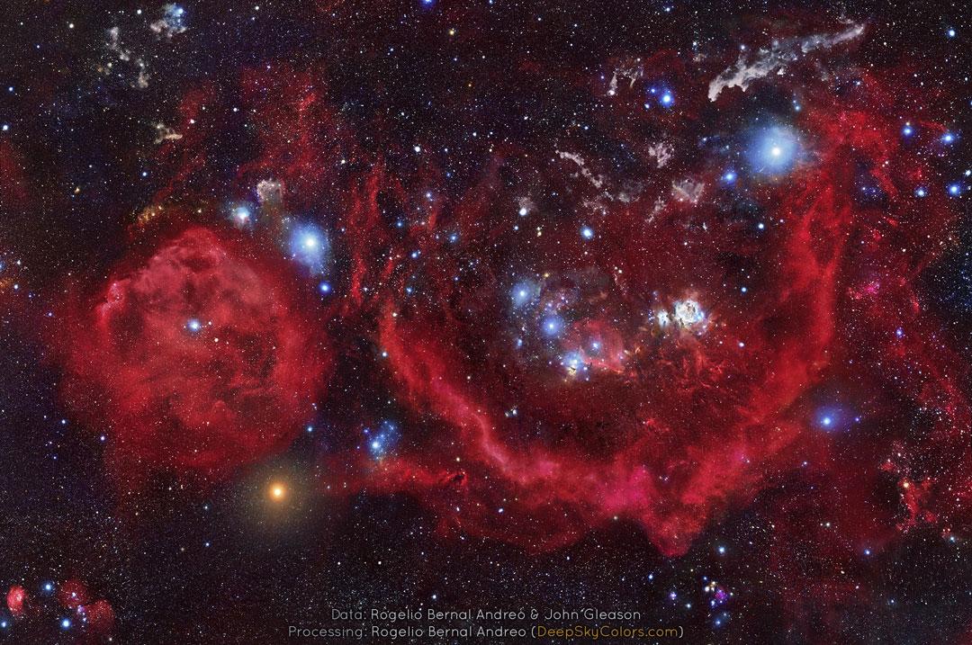Orion, jak ho můžete vidět, téměř