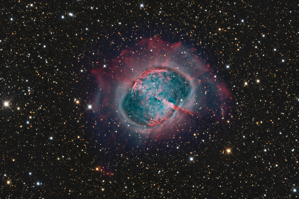M27: no es un cometa