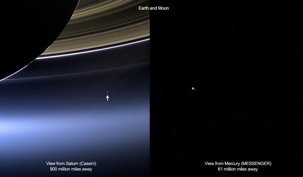 Meziplanetární Země