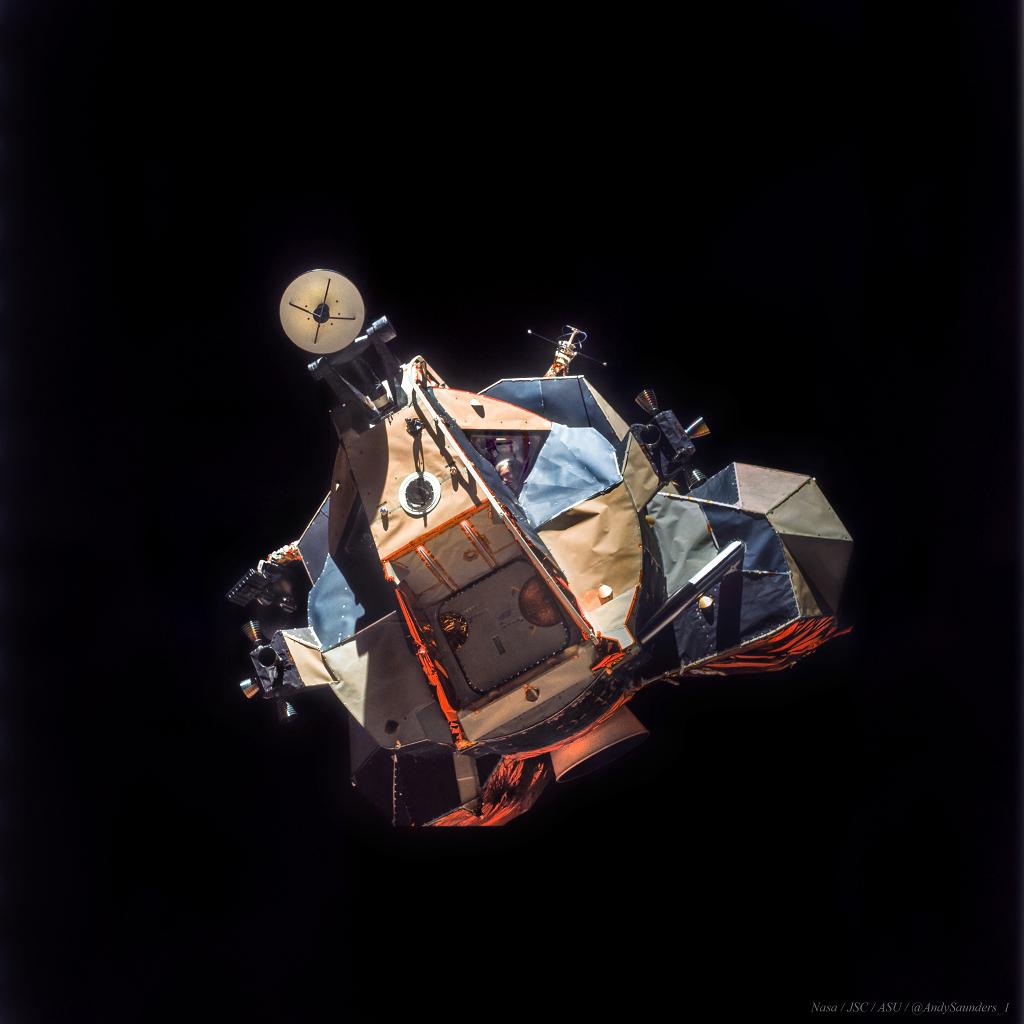 La luna de Apolo 17