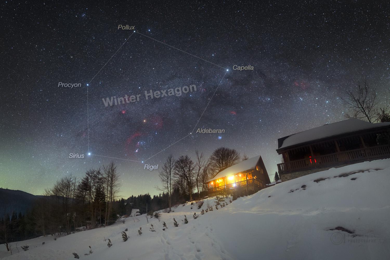 59 - DECEMBAR - 2019. Orava_Duskova_WinterHexagon