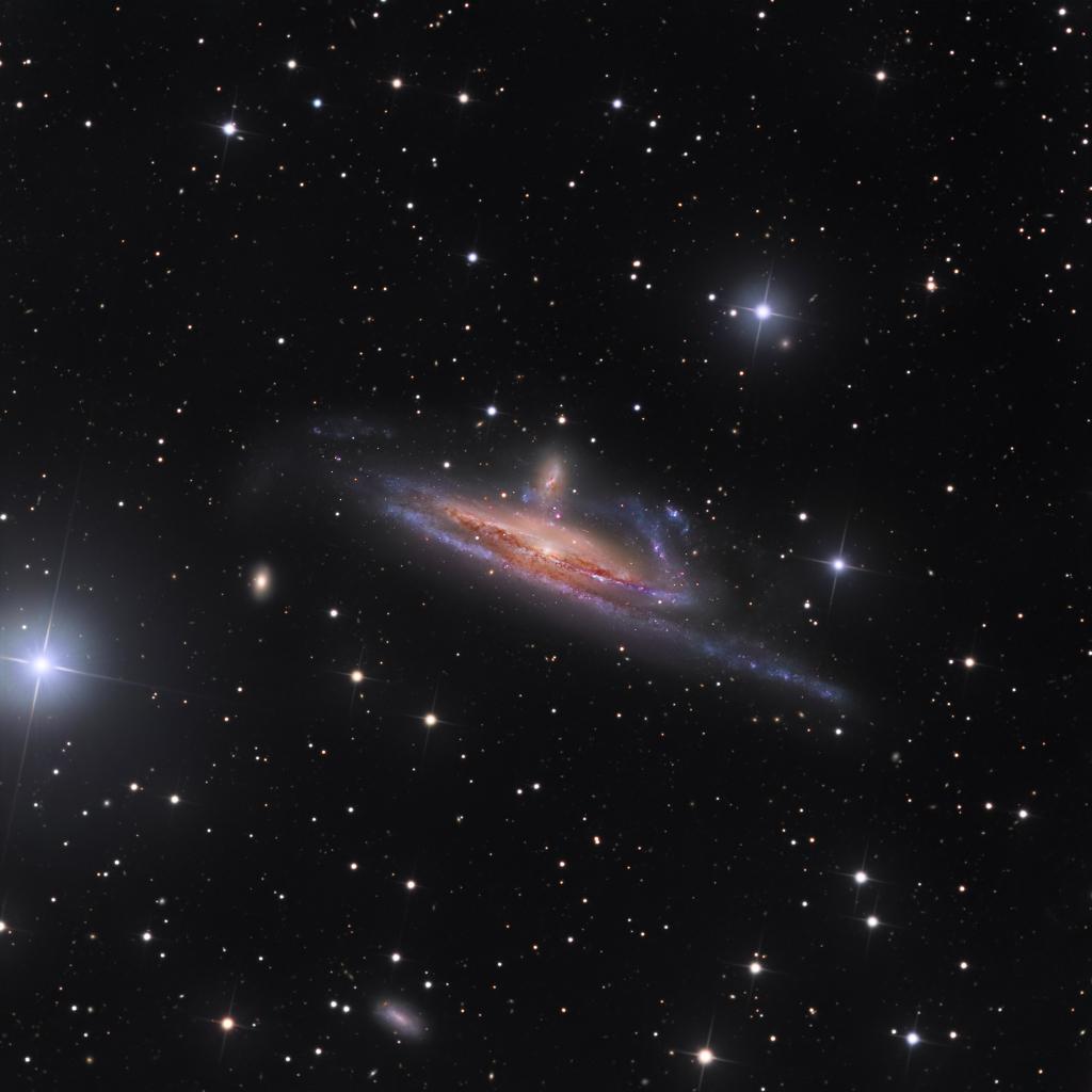 Galaxie v Řece