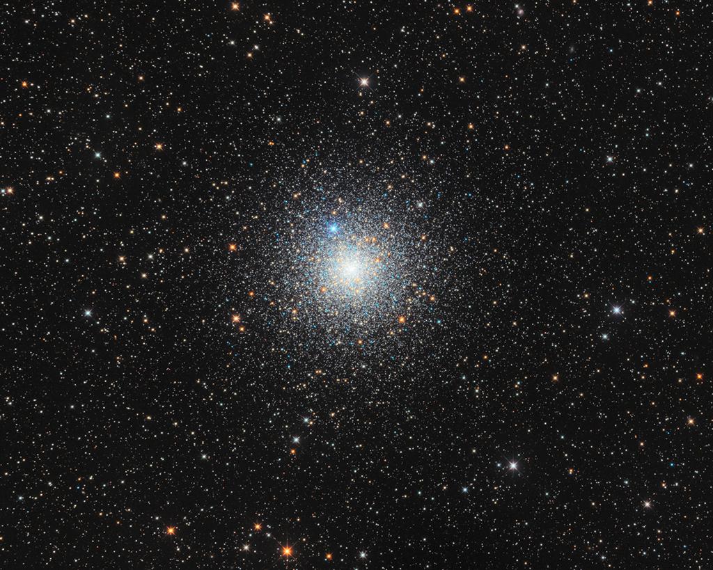 Kulová hvězdokupa NGC 6752