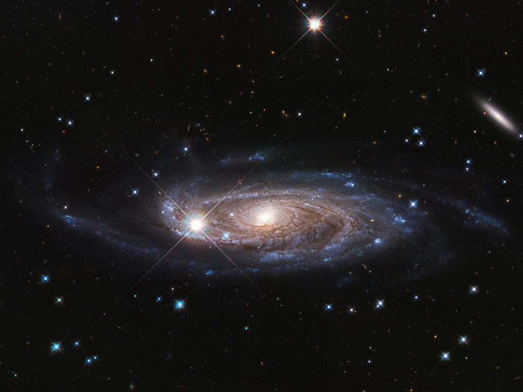 La galaxia de Rubin