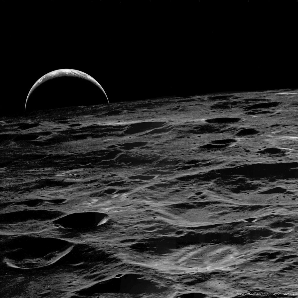 Apolo 14 adjunta hacia el hogar