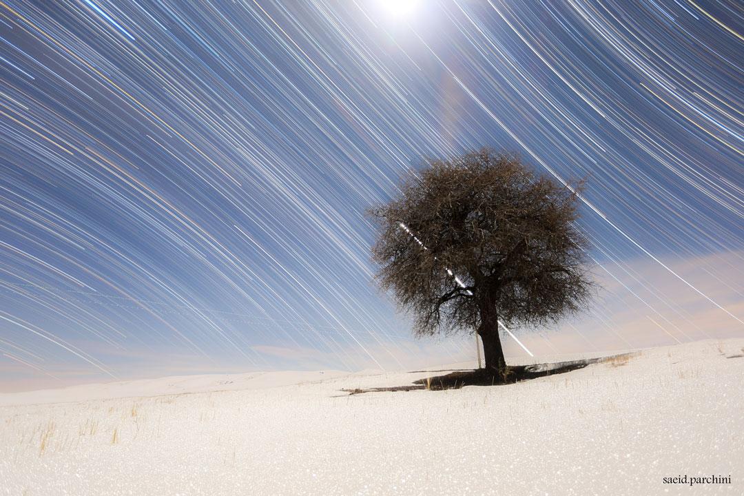 Stopy hvězd ze severu a z jihu