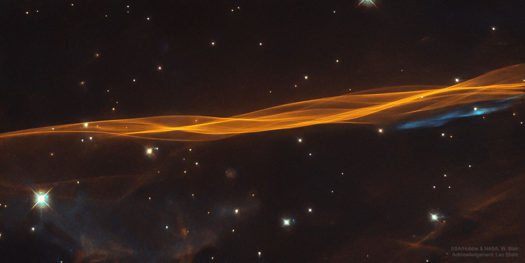 Filaments of the Cygnus Loop