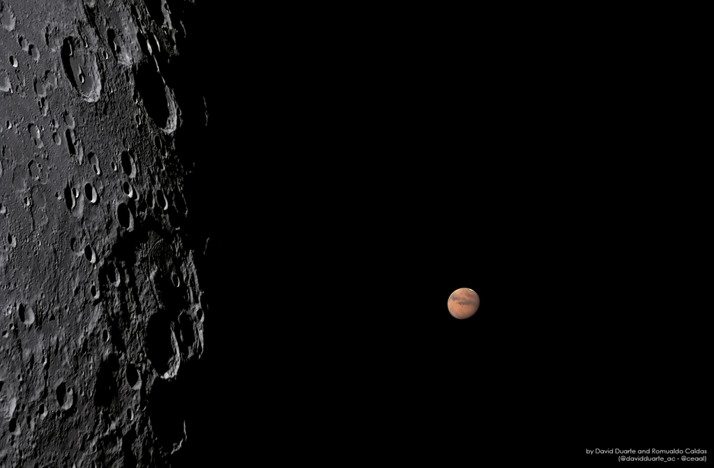 The Reappearance of Mars