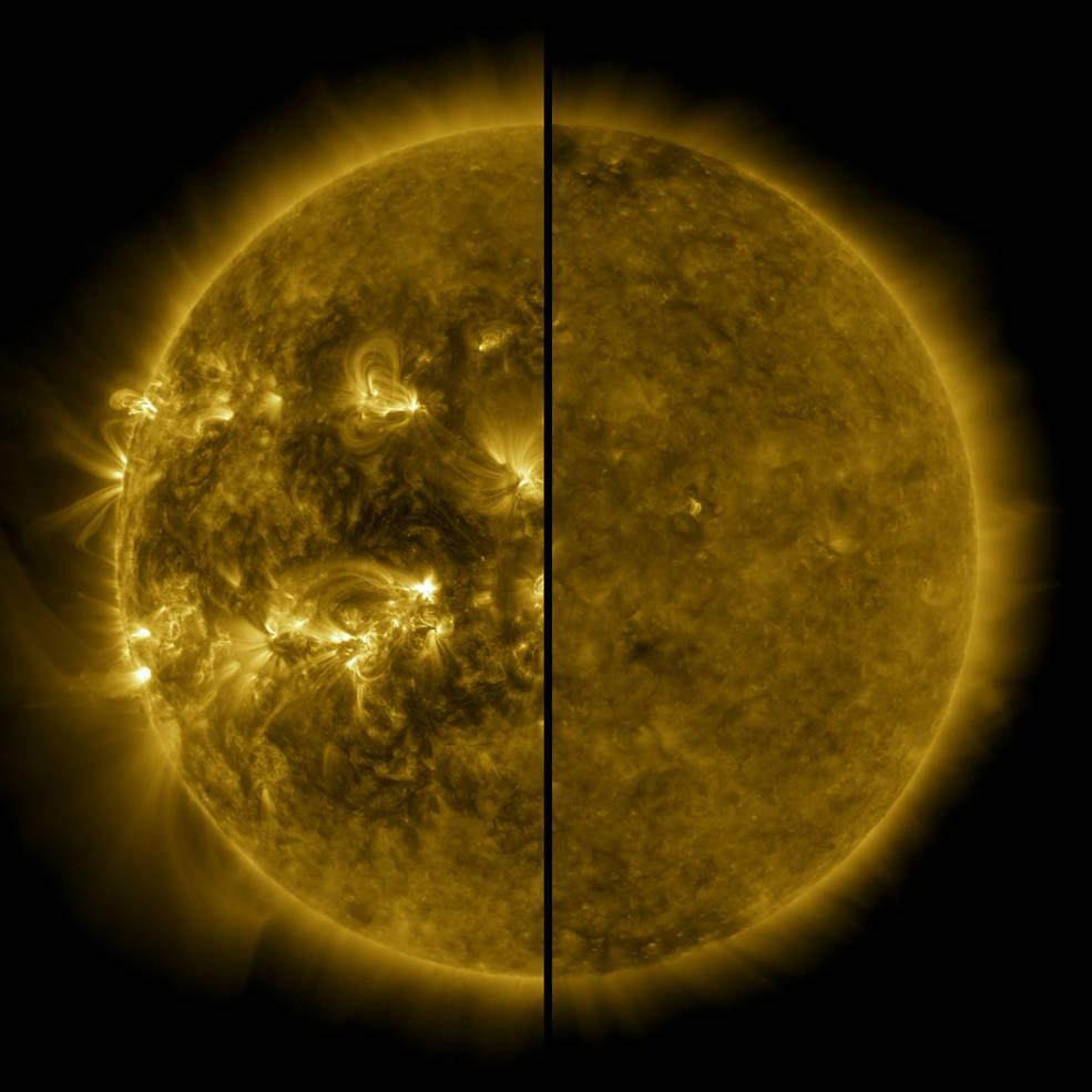 Solar Cycle 25 Begins