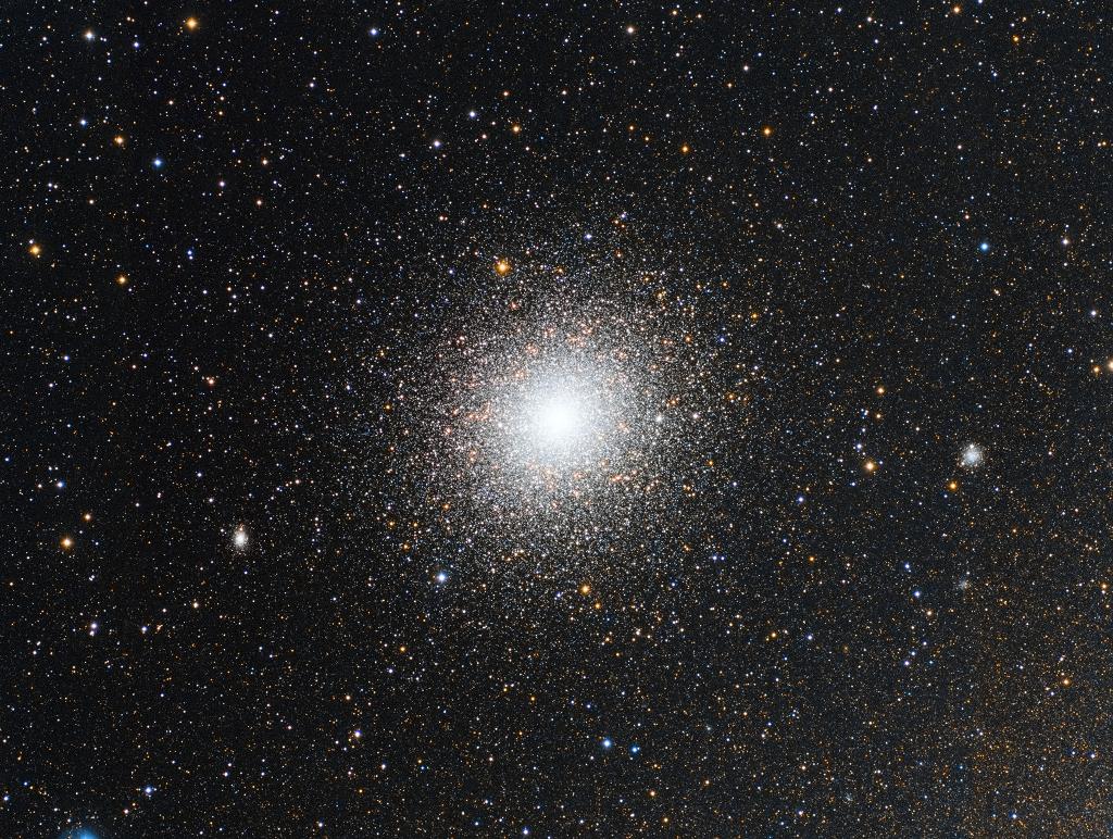 Globular Star Cluster 47 Tuc
