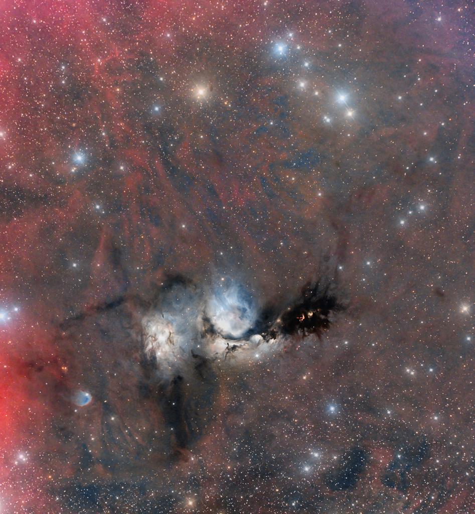 M78 Wide Field