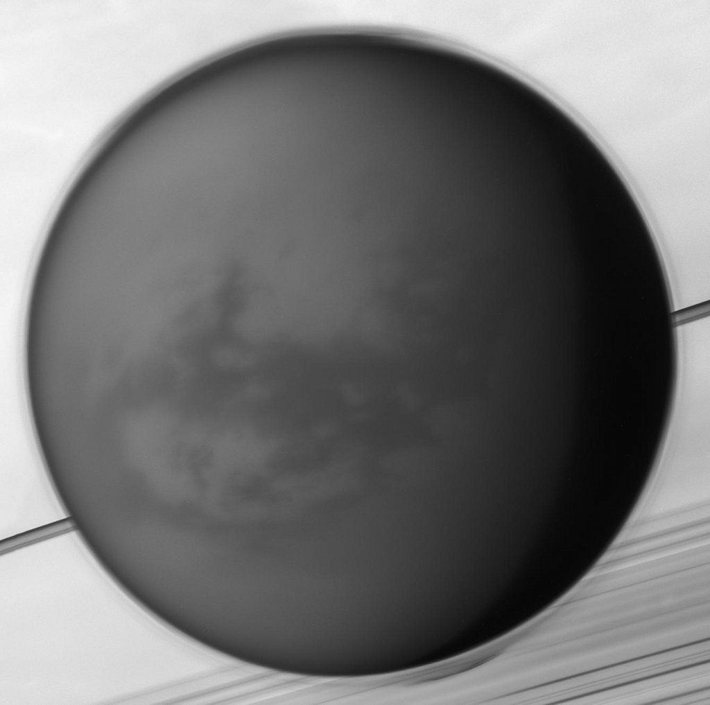 Titan from Cassini