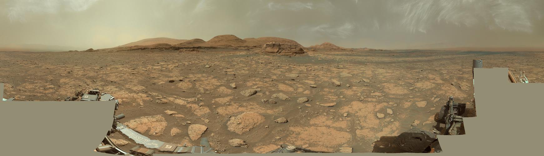 Curiosity: Sol 3048