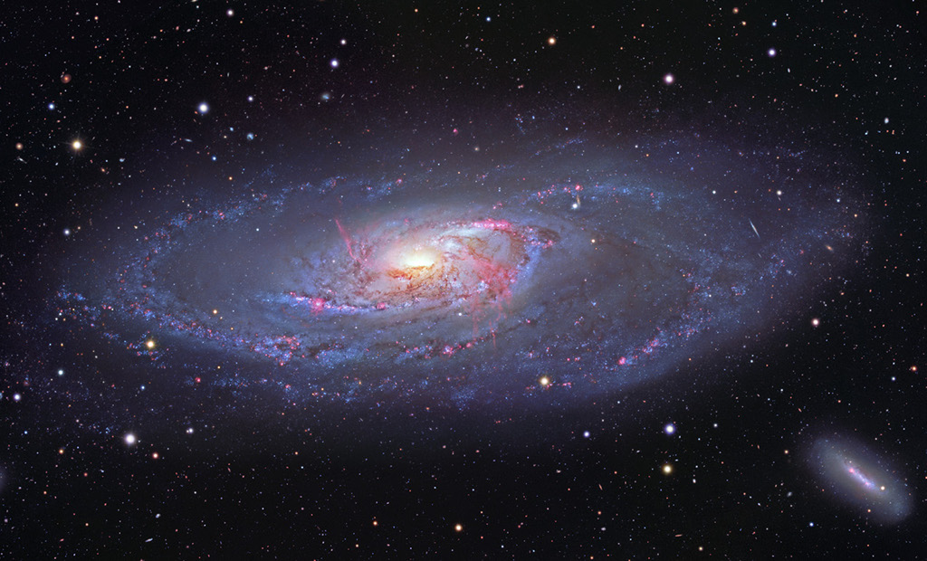 Galaxie Messier 106