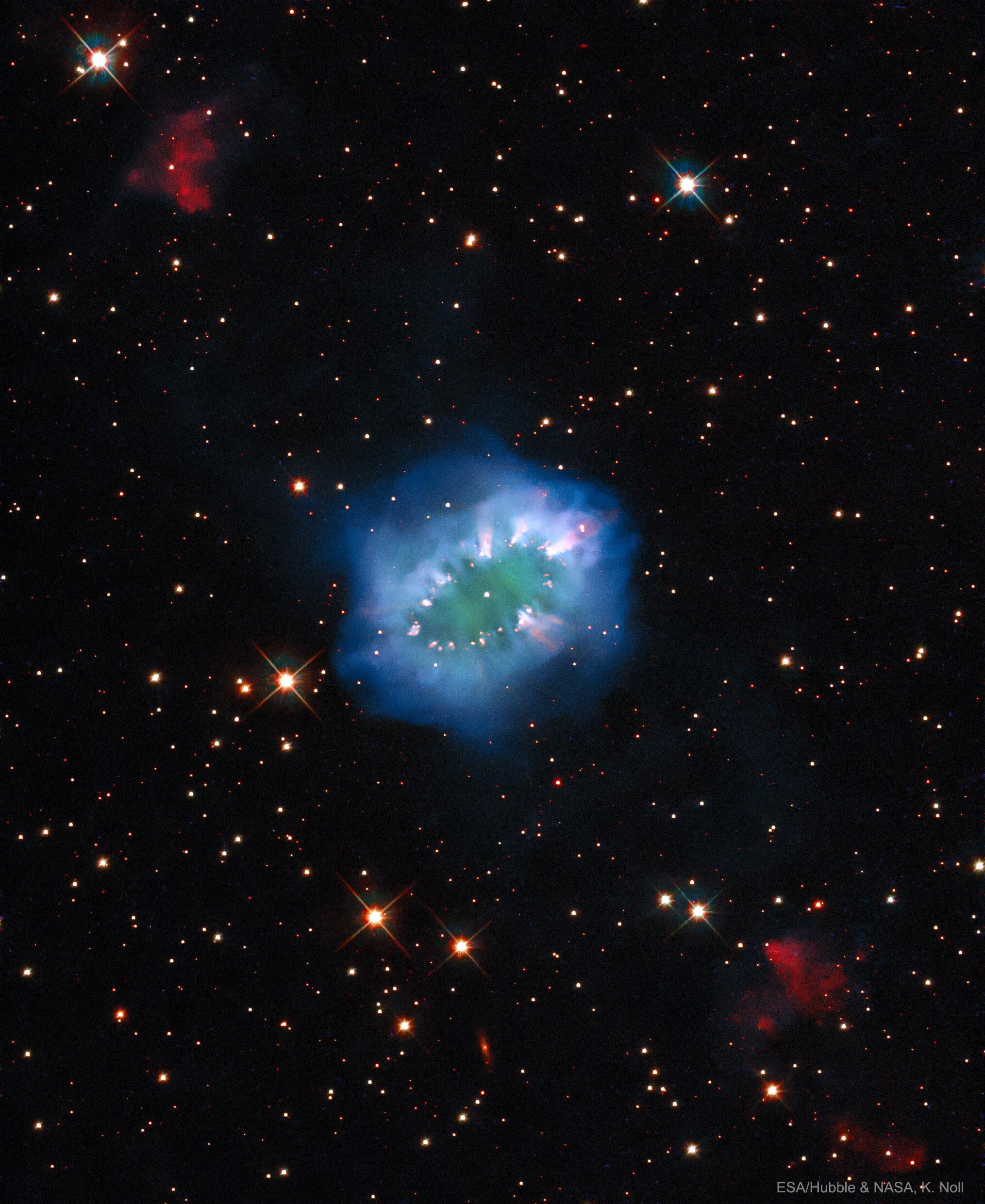 Necklace Hubble 2029