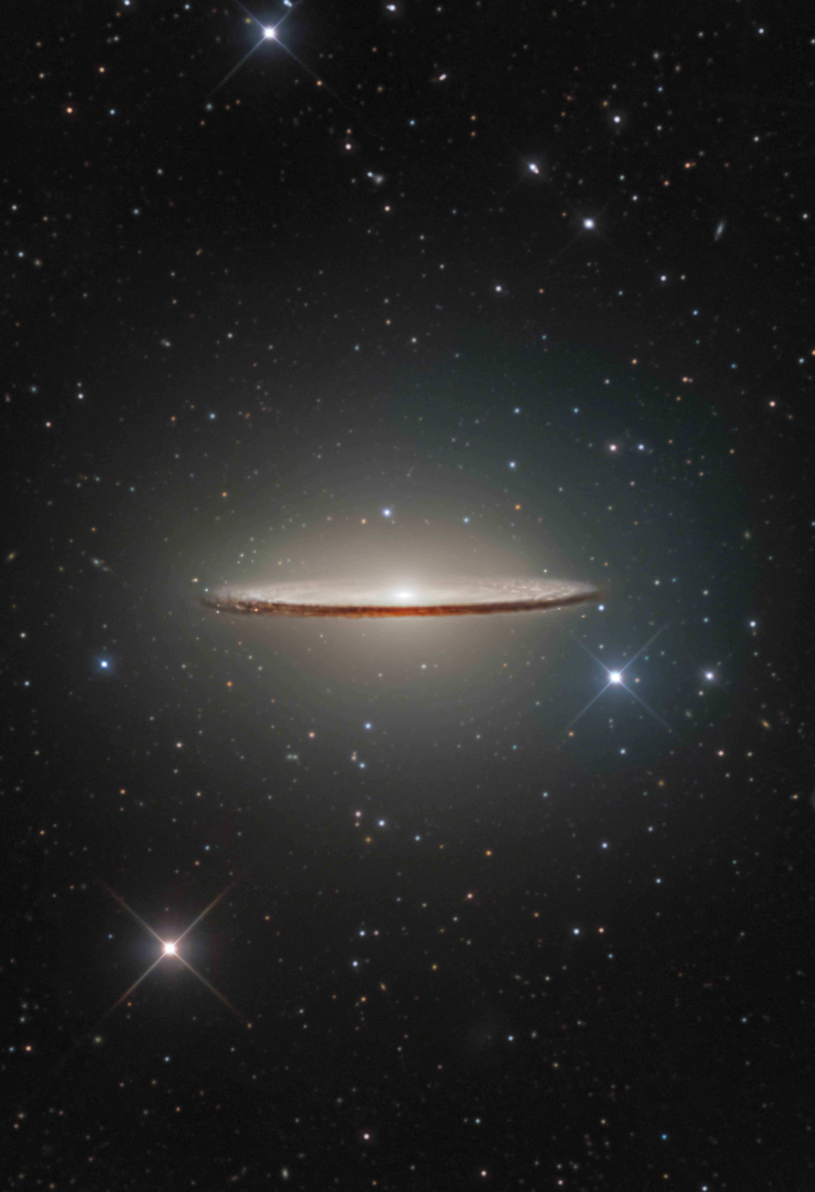 M104: The Sombrero Galaxy