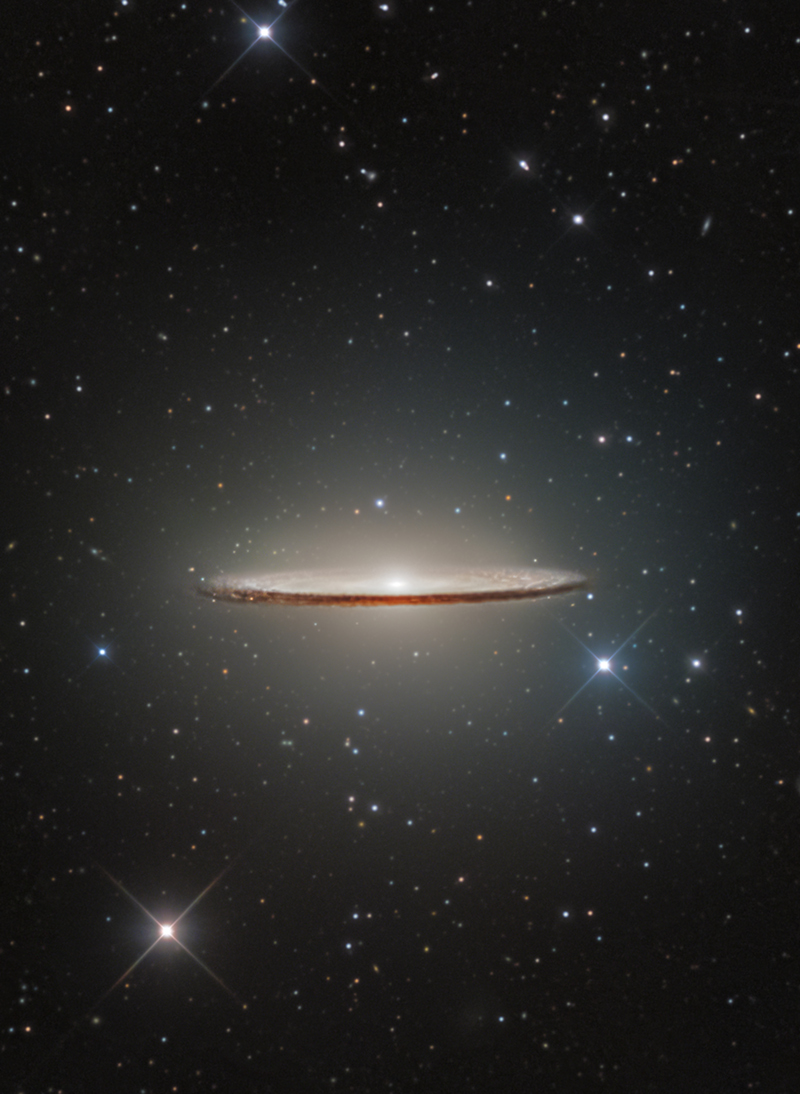 M104: The Sombrero Galaxy