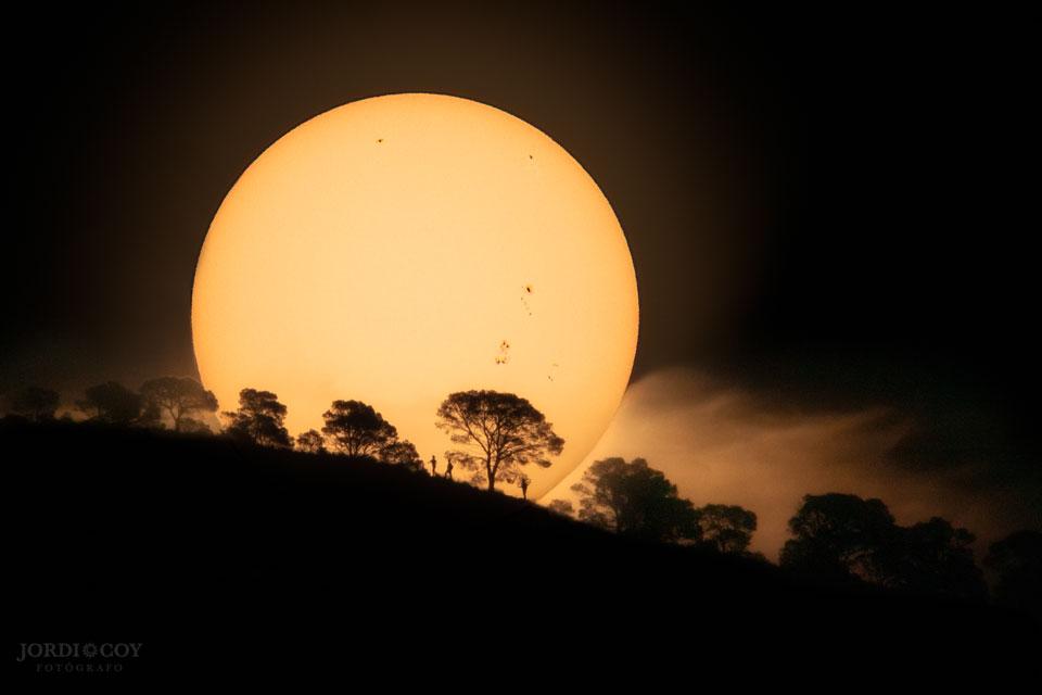 Sun Spot Hill