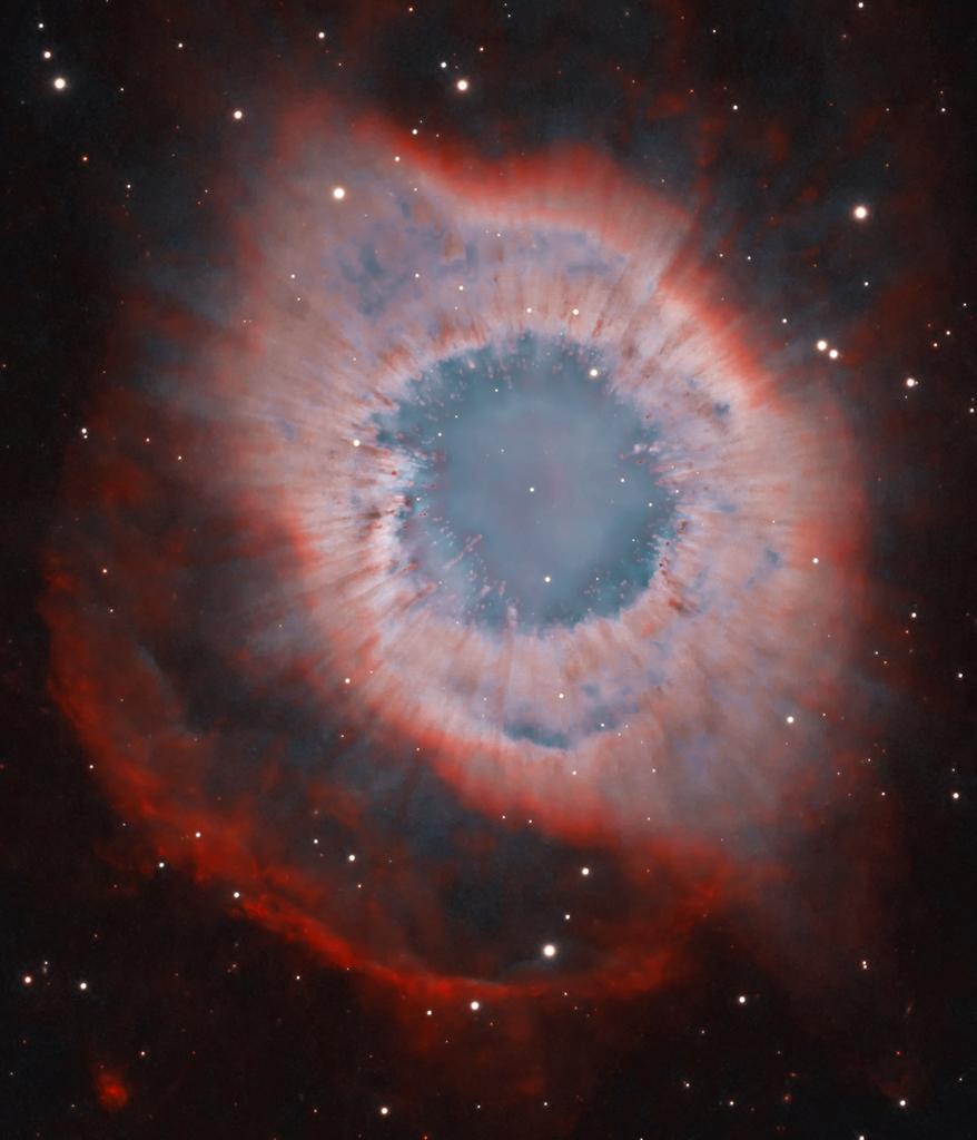 NGC 7293: Mlhovina Helix