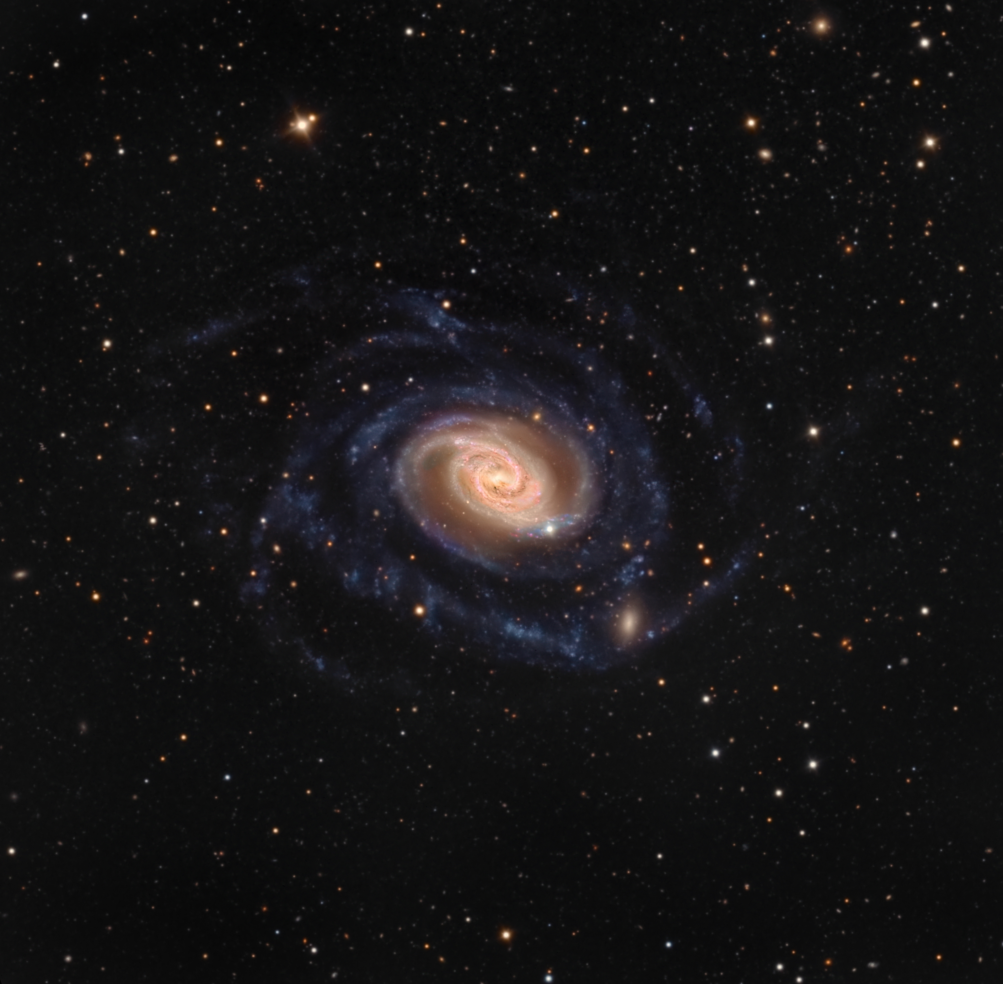 NGC 289: Swirl in the Southern Sky